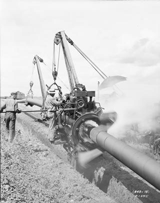 TransCanada Pipeline - Natural Gas - Alberta's Energy Heritage